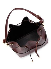 Miss Selfridge Unlined Bucket Bag