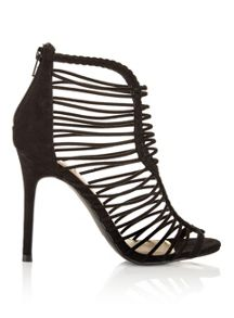 Miss Selfridge Craze Caged Sandal