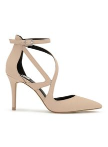 Miss Selfridge Leila Mid Court Shoe