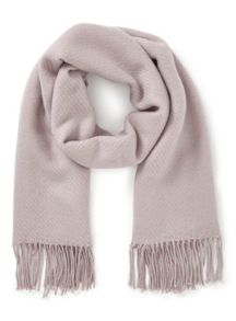 Miss Selfridge Tassle Soft Scarf