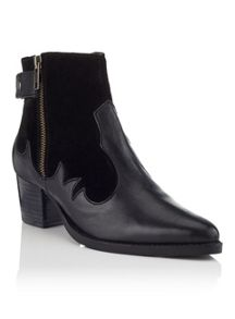 Miss Selfridge Arrow Western Boot