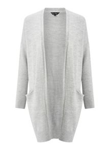 Miss Selfridge Gry Slouchy Pkt Card