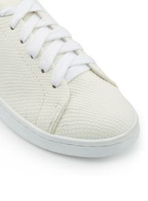 Miss Selfridge Elodie Lace Up Trainer