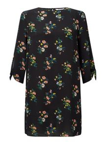 Miss Selfridge Petites Printed Dress