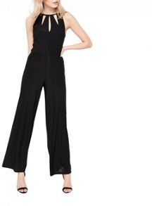 Miss Selfridge Slinky Cutout Jumpsuit