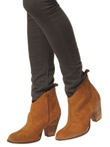 Nancy Leather Boot