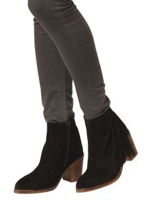 Dorothy Perkins Nettie Leather Boot