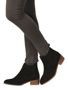 Natalie Leather Boot