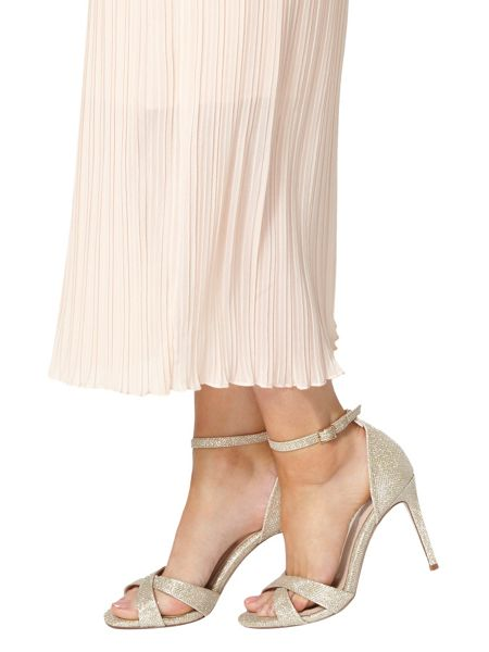 Dorothy Perkins Wide Fit `Waterfall` Sandals