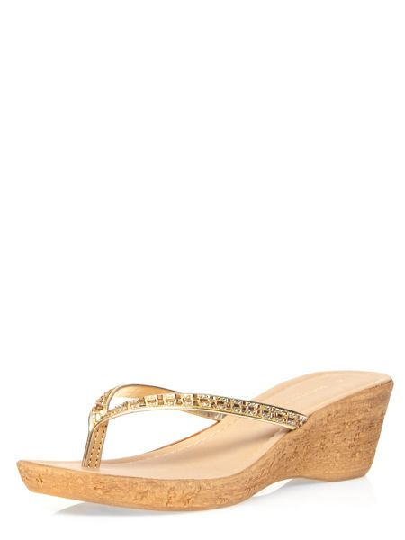 Dorothy Perkins Venti Gem Wedge