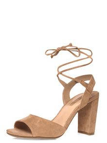 Dorothy Perkins Sade` Block Ghillie Sandals