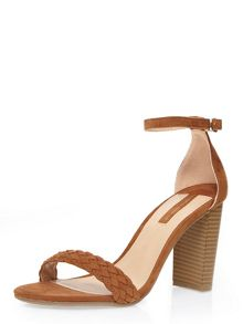 Dorothy Perkins Carlton` Plaited Vamp Sandals