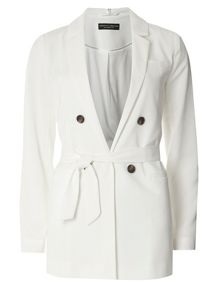 Dorothy Perkins Wrap Long Sleeve Jacket
