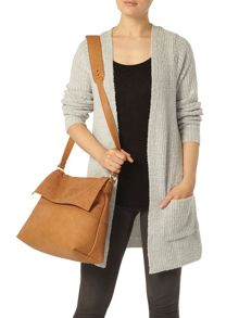 Large Foldover Crossbody