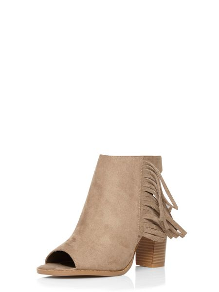 Dorothy Perkins Alexis Fringe Boot