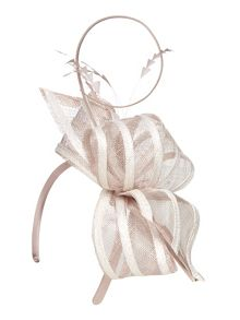 Dorothy Perkins Bow Two Tone Fascinator