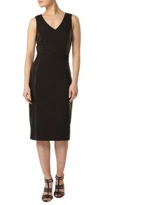 Dorothy Perkins Luxe V-Neck Bodycon Dress
