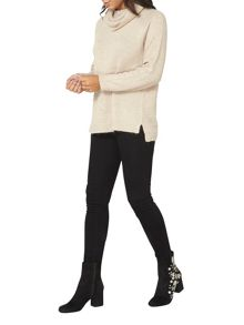 Dorothy Perkins Cosy Wool Mix Roll Neck