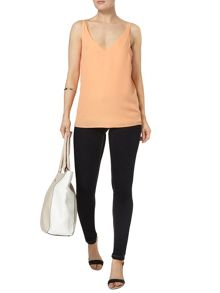 Dorothy Perkins Deep V Neck Camisole Top