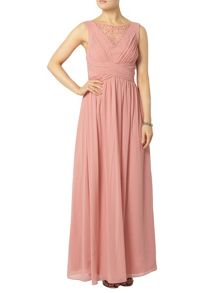 Dorothy Perkins Showcase Embellished Maxi Dress