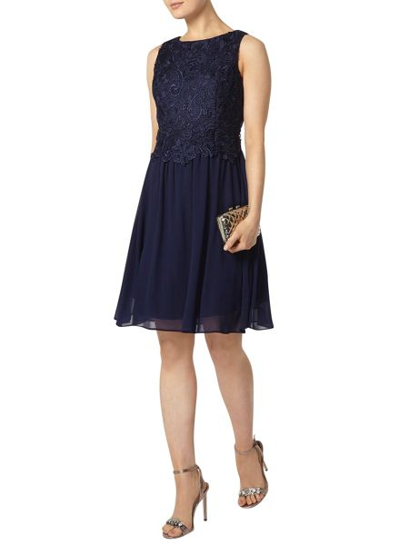 Dorothy Perkins Showcase Lace Body Prom Dress