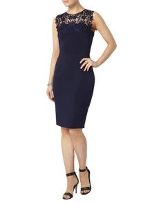 Dorothy Perkins Showcase Lace Bodycon Dress
