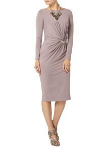 Dorothy Perkins Luxe Bar Detail Dress