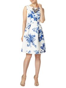 Dorothy Perkins Luxe China Floral Prom Dress