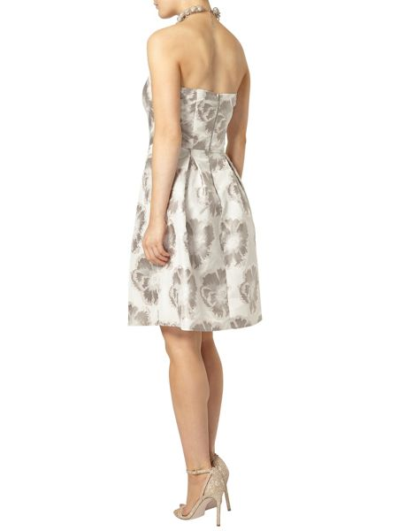 Dorothy Perkins Luxe Floral Bandeau Prom Dress