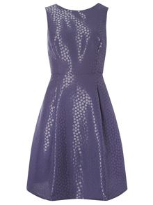 Dorothy Perkins Luxe Spot Prom Dress