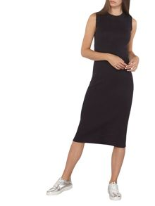 Dorothy Perkins Tall Knitted Split Back Dress