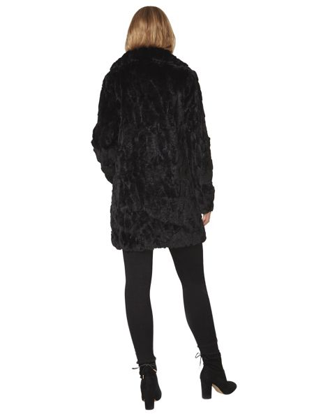 Dorothy Perkins Plush Coat