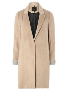Dorothy Perkins Tall Crombie Coat