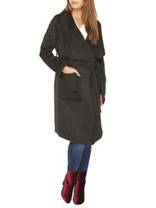 Dorothy Perkins Petite Waterfall Coat