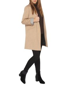Dorothy Perkins Petite Brushed Coat