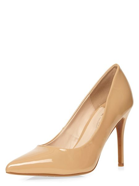 Dorothy Perkins Wide Fit Wiggle Court Shoes
