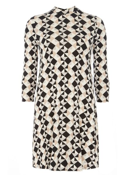 Dorothy Perkins Floral Pinny Dress