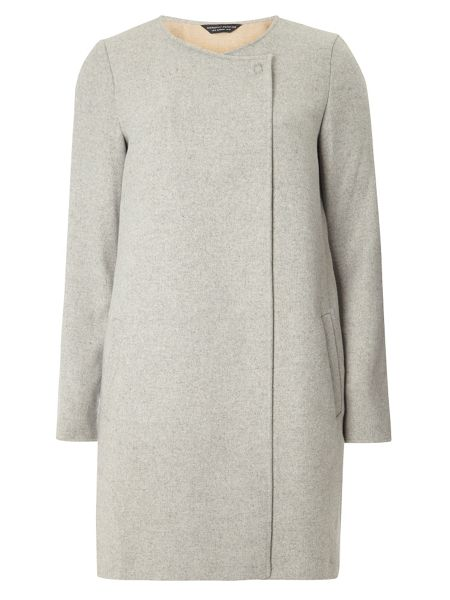 Dorothy Perkins Wrap Coat