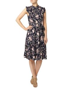 Dorothy Perkins Luxe Floral Print Dress