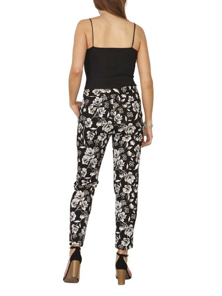 Dorothy Perkins Floral Pique Trousers