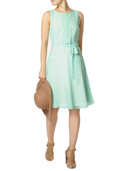Dorothy Perkins Billie Petites Fit and Flare Dress