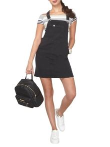 Dorothy Perkins Petite Dungaree Dress
