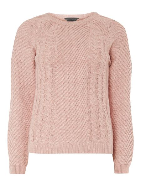 Dorothy Perkins Cable Detail Jumper
