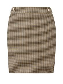 Dorothy Perkins Check Mini Skirt