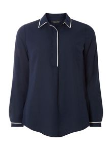 Dorothy Perkins Placket Shirt
