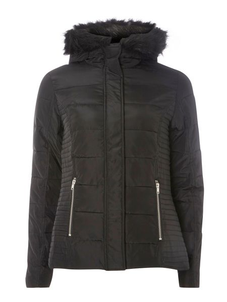 Dorothy Perkins Short Panelled Jacket