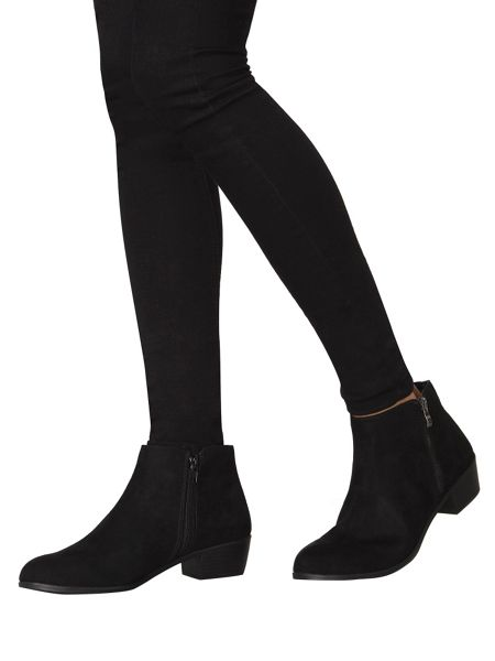 Dorothy Perkins Wide Fit Wrapy Boots