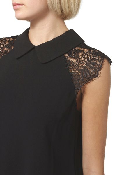 Dorothy Perkins Lace Soft T-shirt