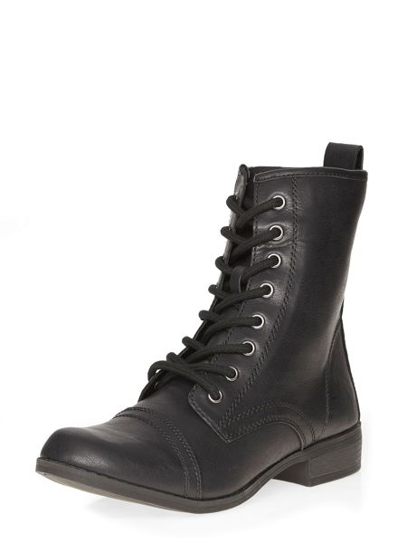 Dorothy Perkins Marina Lace Up Boots