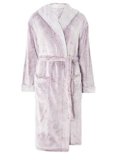 Dorothy Perkins Hooded Dressing Gown